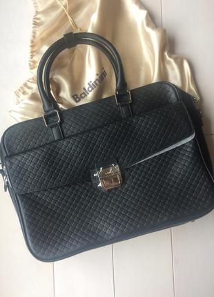 Чоловіча сумка портфель