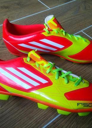Оригінал! копки/ бутси/ бутсы / взуття для футболу adidas f10