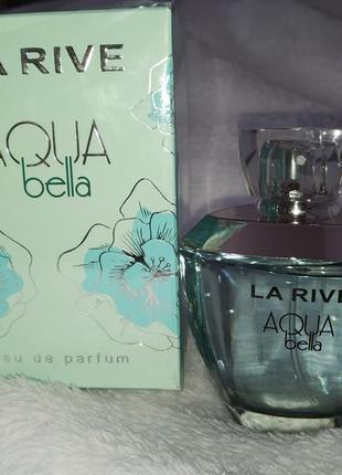 Парфюмированная вода la rive aqua bella женская 100мл духи туалетная вода