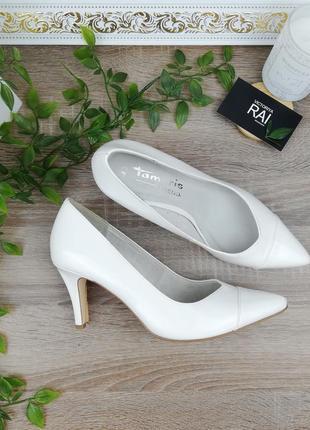🌿40🌿европа🇪🇺 tamaris. красивые туфли лодочки