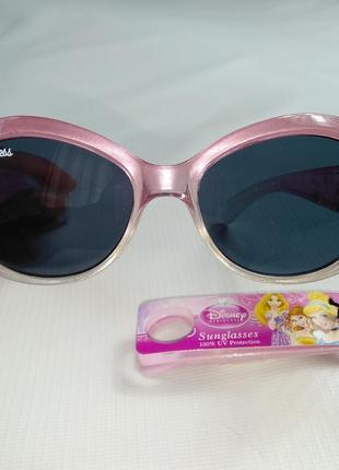 Очки солнцезащитные для девочки от mothercare,принцесси дисней