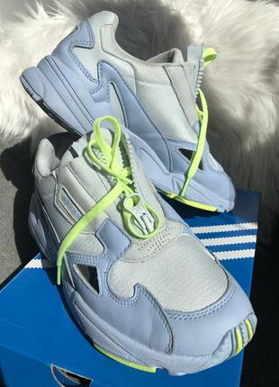 Кроссовки adidas originals falcon zip w