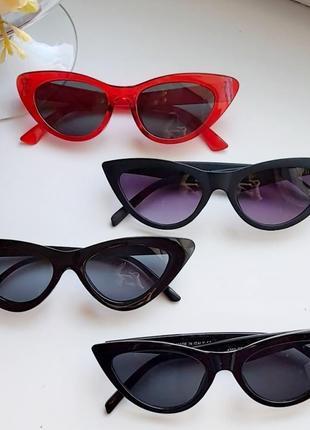Сонцезахисні окуляри лисички