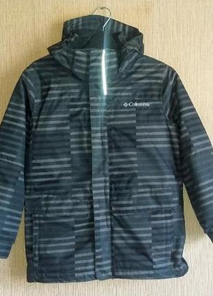 Ветровка, куртка columbia на 6-7-8 лет