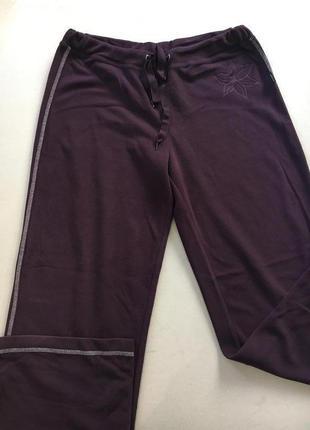 Отличные фирменные флисовые спортивные брюки
