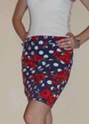 Снизила цену стильная юбка облегающая