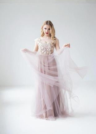 Вечернее / выпускное / свадебное платье украинского бренда miramati