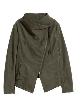 Стильная курточка-косуха