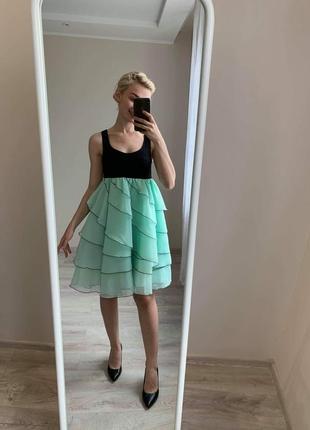 Сукня плаття платье зефірка
