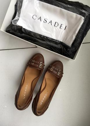 Новые туфли casadei (оригинал)