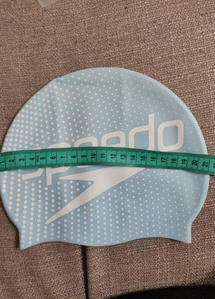 Шапочка для бассейна детская speedo5 фото