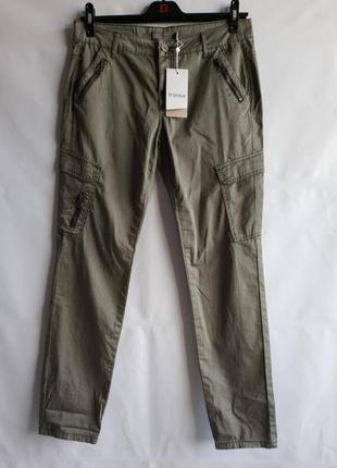 Женские брюки штаны милитари датского бренда fransa  оригинал европа