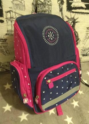 Рюкзак /ранець до школи для дівчинки