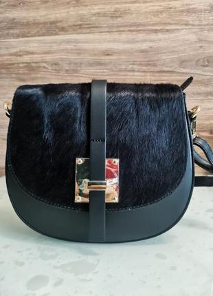 Стильная женская сумка vera pelle