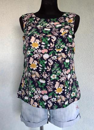 #летняя кофта блузка oasis размер 12-14 наш 46 цена 85грн