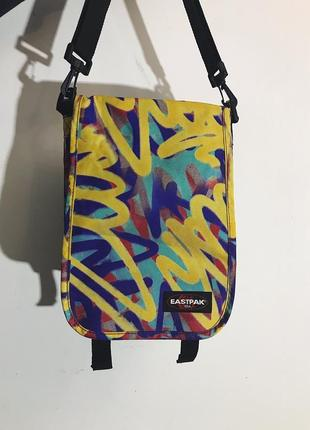 Мужская сумка ( мессенджер) eastpak ( истпак)