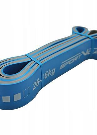 Эспандер-петля, резина для фитнеса и спорта sportvida power band 44 мм 26-36 кг