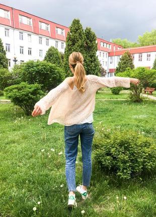 Весенний свитерок5 фото