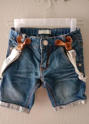 Стильные тонкие джинсовын шорты с подтчжками и надписями