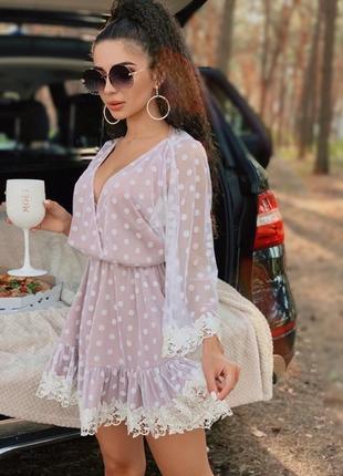 Легкое летнее платье 😍