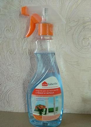 Faberlic средство для мытья стекол и зеркал с антизапотевающим эффектом1 фото