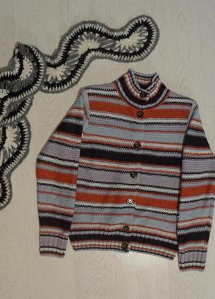 Полосатый свитер marks&spencer