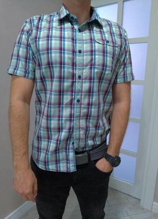 Теніска рубашка colin's короткий рукав