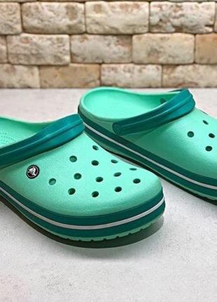 Мужские тапки crocs
