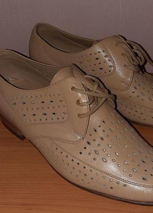 Туфли мужские. кожа. стелька 27 см