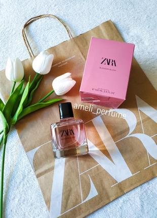 Zara blossom blush (edt 100 ml) (оригінальні парфуми, духи, туалетна вода)