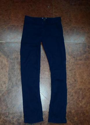 Крутые нарядные бренд. брюки-скинни matalan boys, англия,12 лет