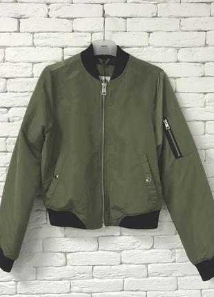 Куртка бомбер vero moda / дания 🇩🇰