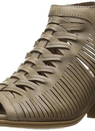 Размер 39.босоножки rockport hattie braid sandal.оригинал.кожа.