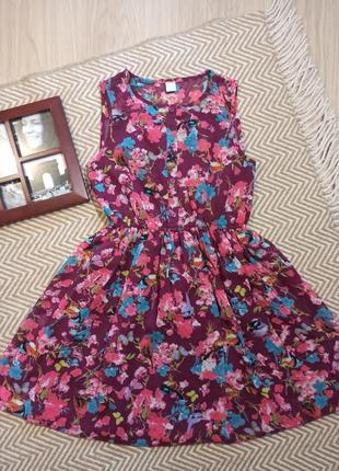 Платье в птичках🐦🦜🕊️