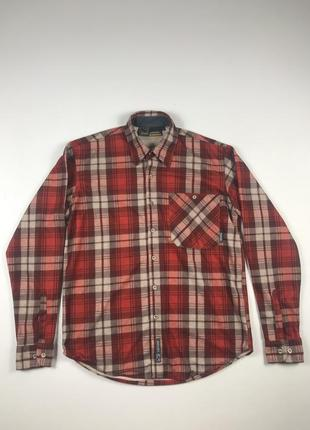 Salewa polartec shirt рубашка флис