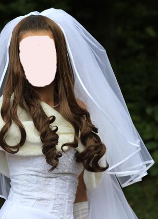 Шиньйон, штучне волосся, парик(шиньон, искусственные волосы)