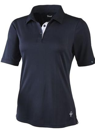 Тенниска, спортивная футболка поло м 40-42 (наш 46-48), сrivit, германия