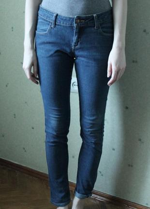 Синие джинсы h&m