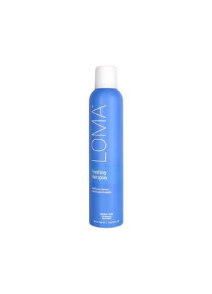 Текстурирующий лак для волос loma texture & finishing spray