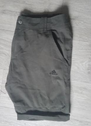 Оригинальные шорты adidas performance хакки*