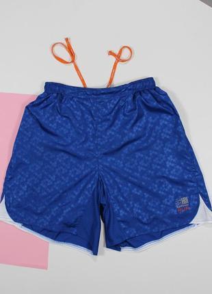 Беговые шорты с вшитыми компрессионными шортами от karrimor