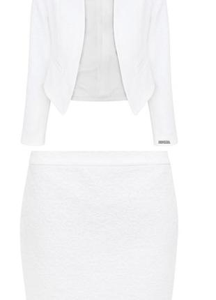 Женский костюм: жакет + юбка известной фирмы oodji.