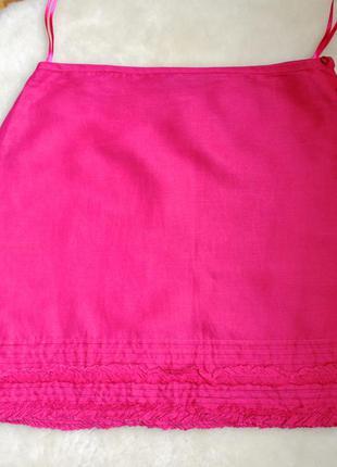 Розова юбка marks&spencer
