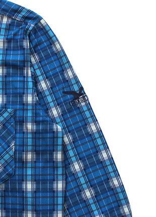Salewa polarlite vintage check shirt трекінгова сорочка у клітинк
