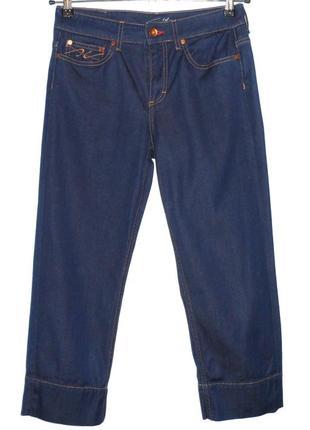 Укороченные джинсы tommy hilfiger, р.28 оригинал !