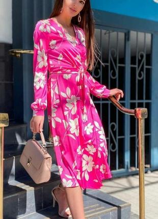 Платье(шелк армани)