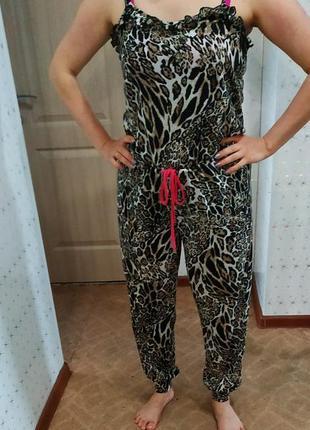 Леопардовий комбінезон 14