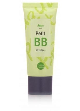 Бб крем для лица aqua petit bb spf 30