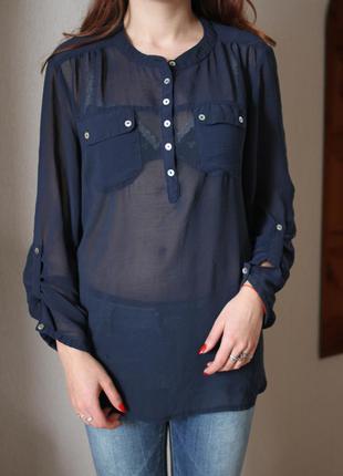 Шифонова блузка