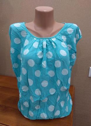 Блуза, футболка летняя gertie